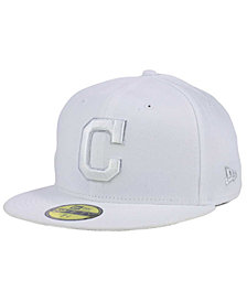 New Era Cleveland Indians Pure Money 59FIFTY Fitted Cap