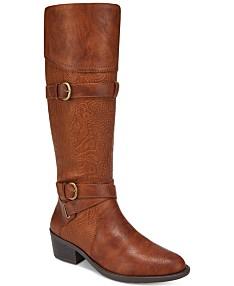 adb69f8d128 Tall Women's Boots - Macy's