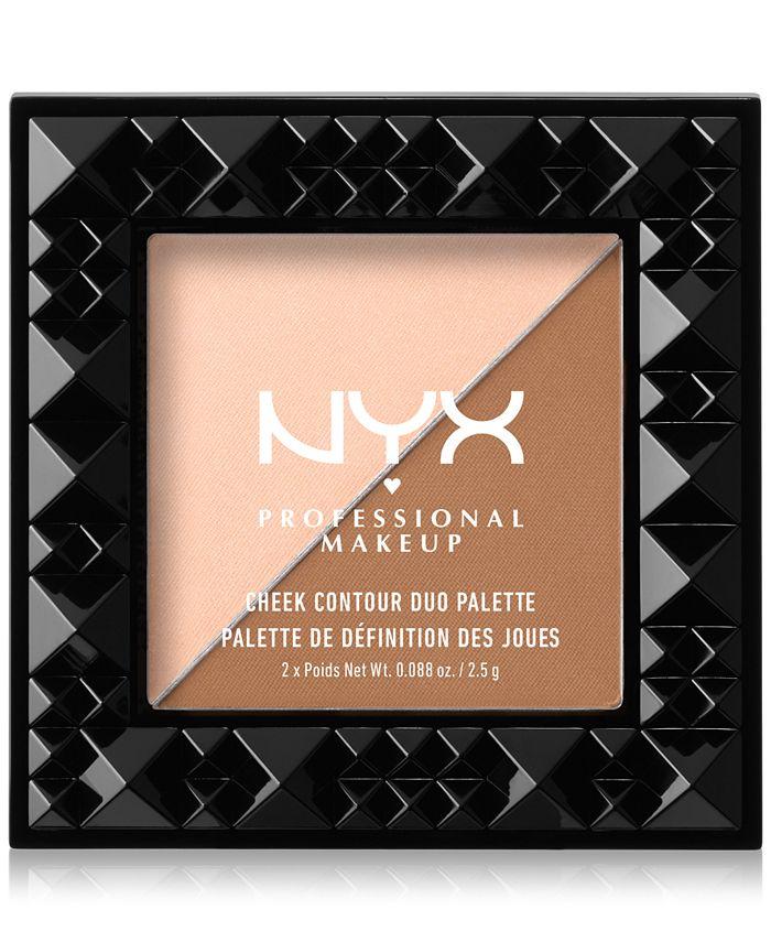 NYX Professional Makeup - NYX Cheek Contour Duo Palette