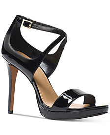 MICHAEL Michael Kors Faryn Strappy Sandals
