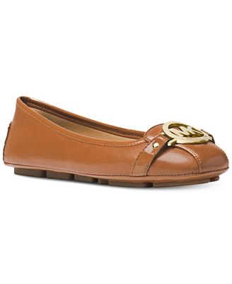 Michael Kors Fulton Moc Flats Shoes Macy S