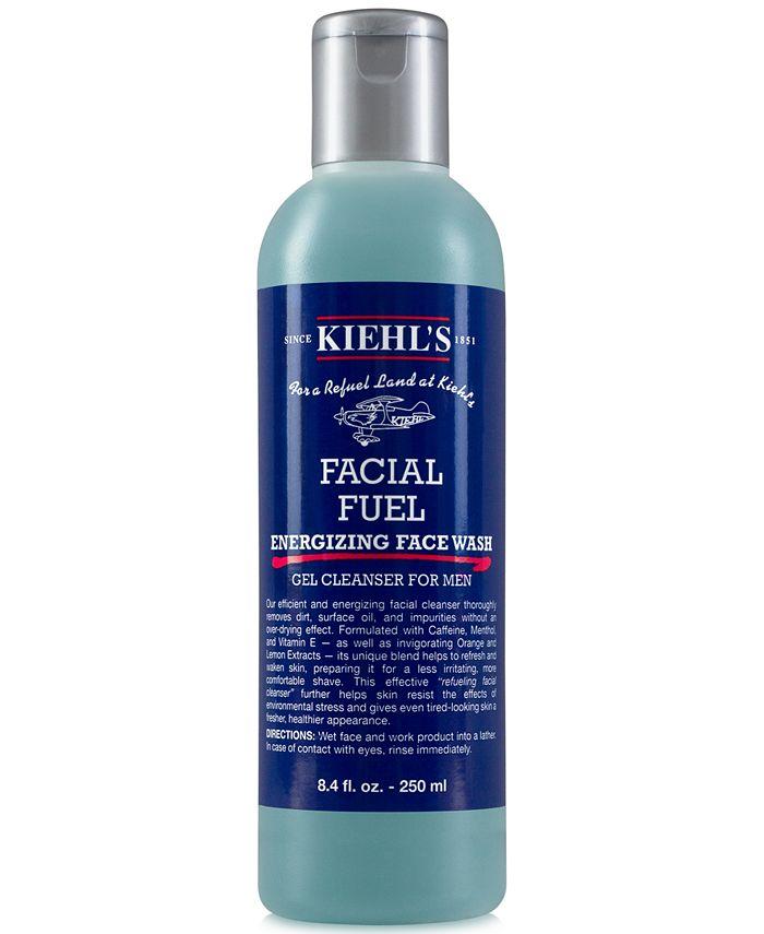 Kiehl's Since 1851 - Facial Fuel Energizing Face Wash, 8.4-oz.
