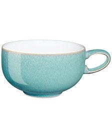 Denby Dinnerware, Azure Tea Cup