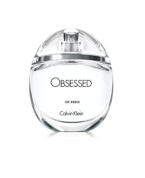 4624b82c81 Calvin Klein Obsessed For Women Eau de Parfum Spray, 3.4 oz ...