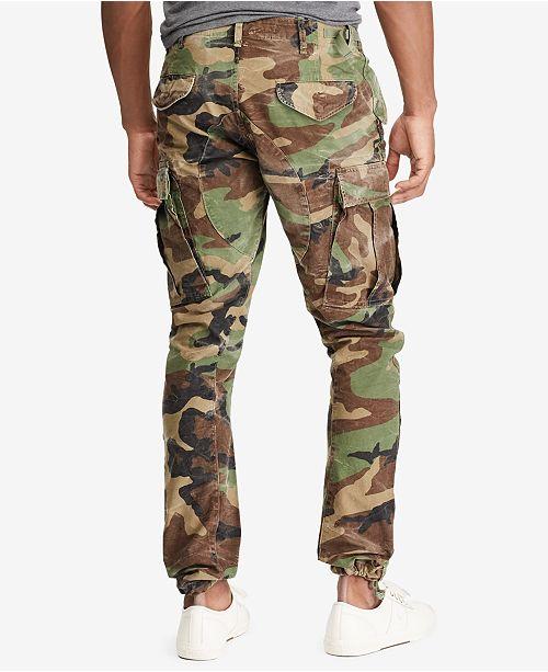 super populaire baskets pour pas cher 50% de réduction Men's Camo Cargo Pants