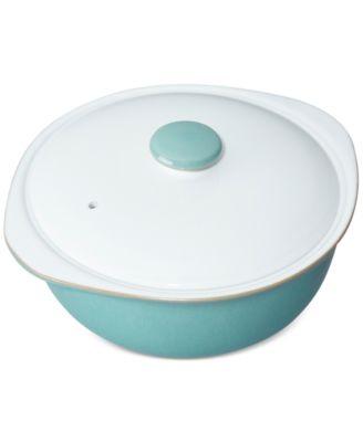 Cookware, Azure Covered Casserole