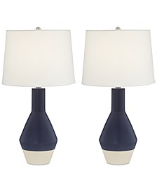 Pacific Coast Synn Set of 2 Table Lamps
