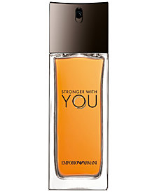 Emporio Armani Stronger With You Eau de Toilette Travel Spray, 0.67 oz.