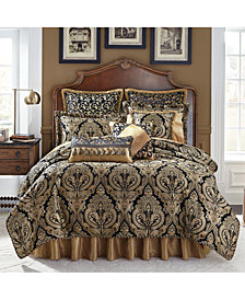 CLOSEOUT! Croscill Pennington 4-Pc. Queen Comforter Set