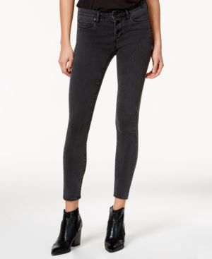 ARTICLES OF SOCIETY BRITNEY BUTTON-FLY SKINNY JEANS