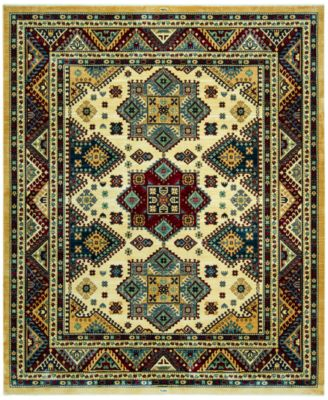 Km Home Signature Nomad Kazak Area Rug Collection Created For