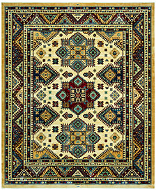 KM Home Signature Nomad Kazak 4' x 6'  Area Rug, Created for Macy's