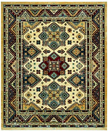 "CLOSEOUT! KM Home Signature Nomad Kazak 9' x 11' 6""  Area Rug, Created for Macy's"