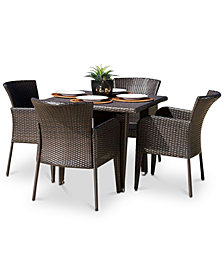 Aldin 4-Pc. Dining Set, Quick Ship