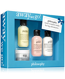 philosophy 4-Pc. Away We Go! Gift Set