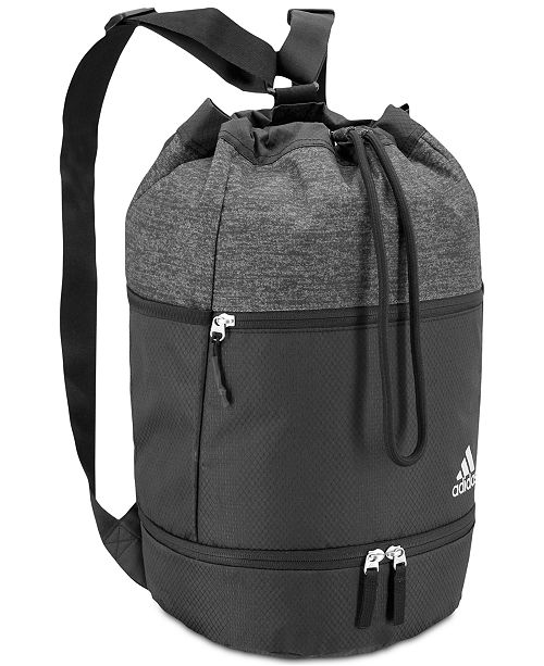 adidas Squad Bucket Backpack - Women s Brands - Women - Macy s beb367142b742