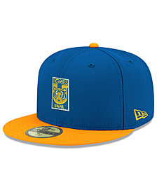New Era Tigres De Monterrey Liga MX 59FIFTY Fitted Cap