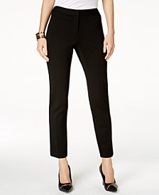 Zip-Pocket Skinny Pants, Created for Macy's