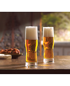 Closeout! Lenox Tuscany Craft Beer  IPA Glasses, Set of 4
