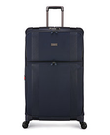 """Antler Titus DLX 32"""" Hybrid Expandable Spinner Suitcase"""