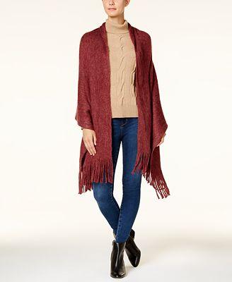 Steve Madden Super Soft Blanket Wrap