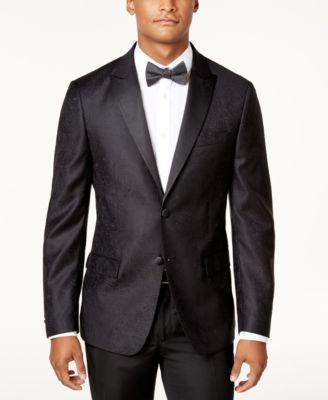 Black velvet blazer next