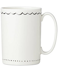 kate spade new york Union Square Doodle Mug