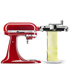 KitchenAid® KSMSCA Vegetable Sheet Cutter Attachment