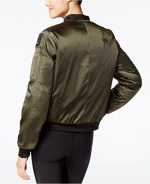 77d271cab The North Face Barstol Insulated Bomber Jacket, Created for Macy's ...