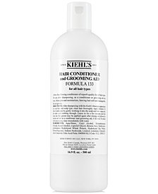Kiehl's Since 1851 Hair Conditioner & Grooming Aid Formula 133, 16.9-oz.