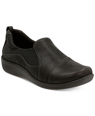 Clarks Sillian Paz Wine Lifestyle Shoes cheap shop for clearance cheapest price sale wide range of MJzhsS