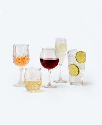 The Cellar 12-Piece Glassware.