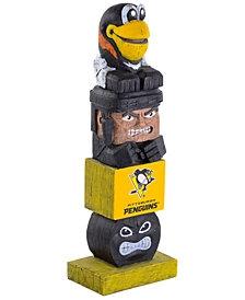 Evergreen Enterprises Pittsburgh Penguins Tiki Totem