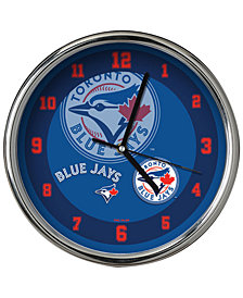Memory Company Toronto Blue Jays Chrome Clock II
