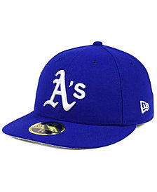 New Era Oakland Athletics Low Profile C-DUB 59FIFTY Fitted Cap