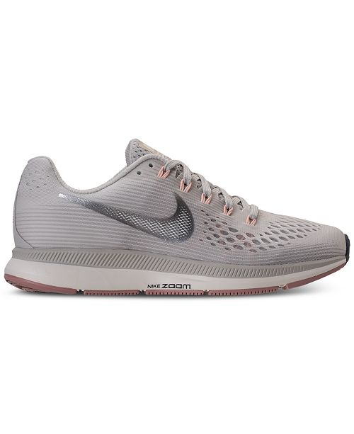 940518c801a8 Nike Women s Air Zoom Pegasus 34 Running Sneakers from Finish Line ...