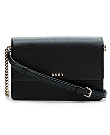 DKNY Bryant Flap Crossbody, Created for Macy's