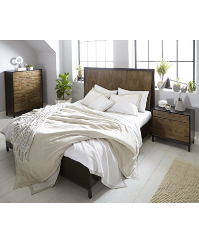 Ashton Curved Panel Bedroom Furniture Collection