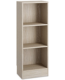 Berkley Narrow Bookcase, Quick Ship