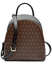 DKNY Bryant Small Logo Crossbody, Created for Macy's