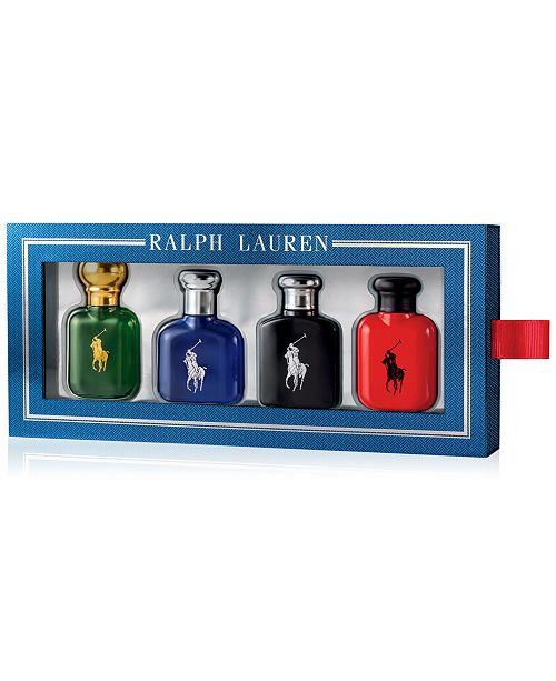 88dc5018c5 Ralph Lauren Men's 4-Pc. Polo Coffret Gift Set & Reviews - All ...