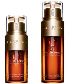 Clarins Double Serum Complete Age Control Concentrate Collection