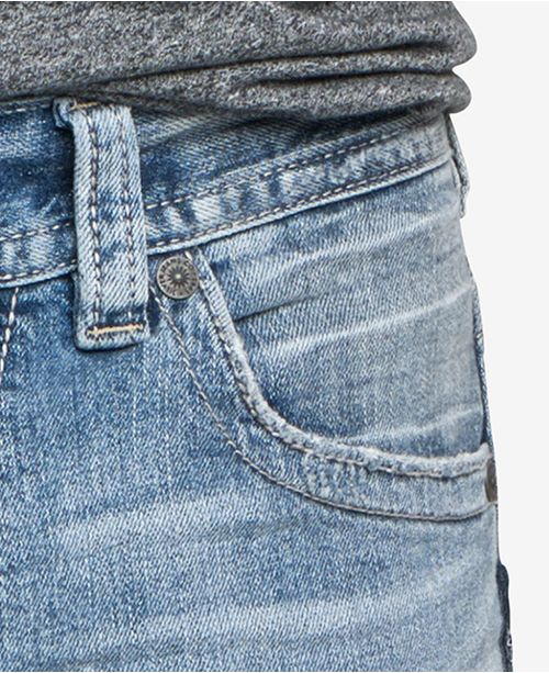 4b13931c ... Silver Jeans Co. Men's Eddie Big and Tall Relaxed Fit Jeans ...