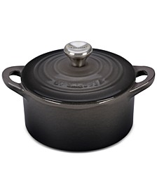 Stoneware 8oz. Mini Round Cocotte