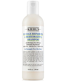 Kiehl's Since 1851 Damage Repairing & Rehydrating Shampoo, 8.4-oz.