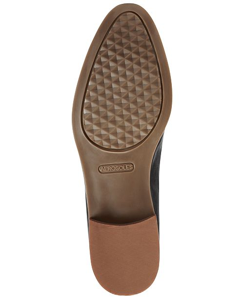 4c459a38196 Aerosoles East Side Loafers   Reviews - Flats - Shoes - Macy s