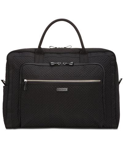 Vera Bradley Iconic Grand Extra-Large Weekender Bag