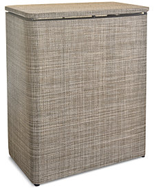 Lamont Home Brooklyn Upright Hamper