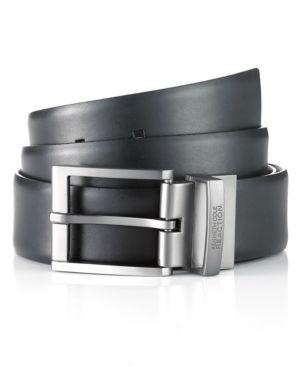 Kenneth Cole Reaction Reversible Leather Dress Belt 541682
