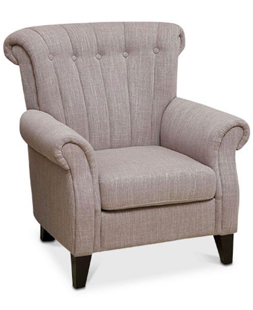 Dragan Club Chair, Quick Ship